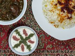 cuisine iranienne food why a vibrant cuisine is ripe for rediscovery the