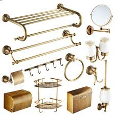 Bathroom Sets Cheap by Online Get Cheap Bronze Bathroom Accessories Aliexpress Com