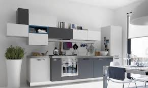 cuisine grise anthracite idée relooking cuisine cuisine gris anthracite et blanc modele de