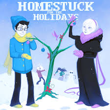 homestuck for the holidays unofficial album homestuck gaiden