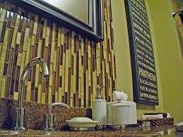 fresh glass tile backsplash bathroom perfect ideas happy glass tile backsplash bathroom best ideas