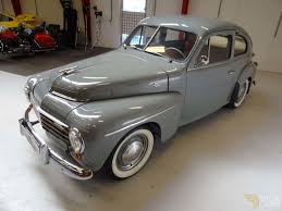 classic volvo sedan classic 1956 volvo pv444 sedan saloon for sale 1505 dyler