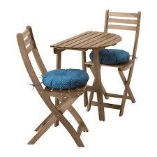 Ikea Folding Wall Table Askholmen Wall Table 2 Folding Chairs Outdoor Askholmen Gray