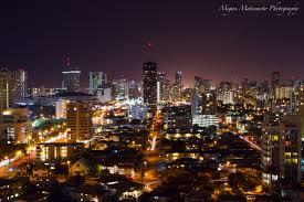 Honolulu City Lights Lights Megan Matsumoto Photography