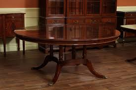 rounding table agreeable room inch with pedestal base chairs