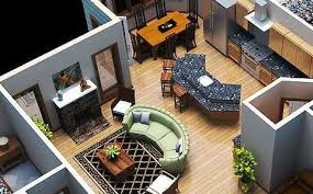 Floor Plan Renderings 3d Architectural Rendering Company 3d Rendering Service