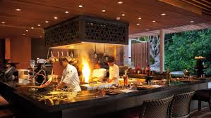 kitchen island grill park hyatt maldives hadahaa photo gallery tours