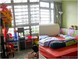 a happy mum singapore parenting blog when the sun glares the kids room and our bedroom can get exceedingly hot in the afternoons
