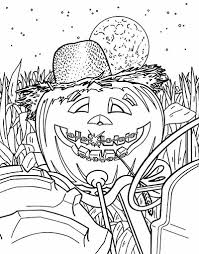 ortho themed halloween coloring pages free download vancouver