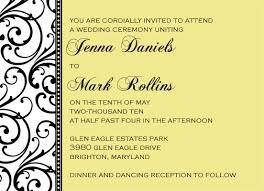 Wedding Quotes Examples Modern Wedding Invitation Wording Examples Cuatro De Mayo