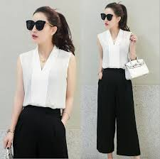 Black Blouses For Work Online Get Cheap Ladies Pants For Work And Blouses Aliexpress Com