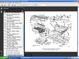 1965 mustang sheet metal forelpublishing com digitally downloadable ford service manuals