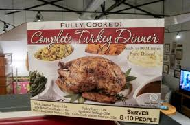 foodista costco s complete turkey dinner is thanksgiving in a box