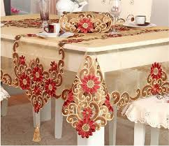 dining table cloth marvelous on dining room table and oval dining