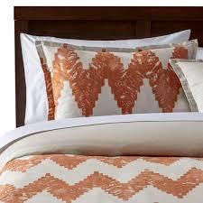 Orange Comforter Rose Maine Orange Comforter Set