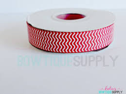 printed ribbon wholesale wholesale ribbon waves on grosgrain ribbon bow supplies