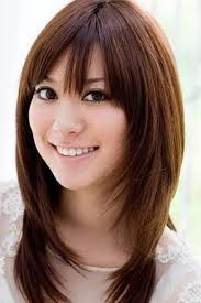 korean hairstyles asian style women medium haircut