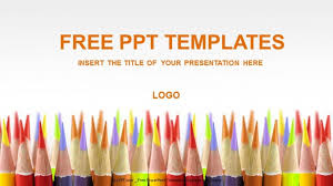 powerpoint template free education free powerpoint templates