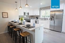kitchen remodel designer before after hermogeno designs kitchen renovation livemore