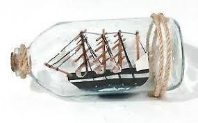 ship in a bottle ebay