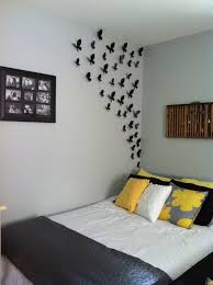 unique ideas for room wall decoration on unique bedroom with
