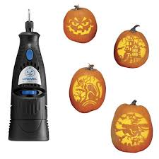 pumpkin carving tools dremel 7000 pk 6v cordless pumpkin carving kit