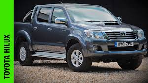 toyota hilux review youtube