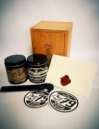 79pomade shop on the iron society pomade ready now wood