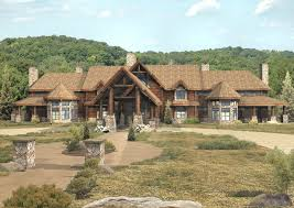 Luxury Log Cabin Floor Plans Pendleton Estate Log Homes Cabins And Log Home Floor Plans