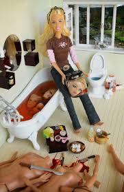 photos barbie dolls bad mariel clayton