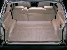 toyota sequoia cargo liner alaska performance product weathertech 2001 2004