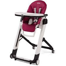 siege haute chaise haute siesta de peg pérego chaises hautes réglables aubert