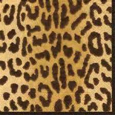 cheetah print party supplies paper cocktail napkins beverage napkins leopard animal print party