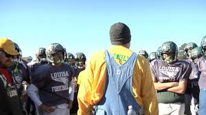 thanksgiving football and family all come together for louisa