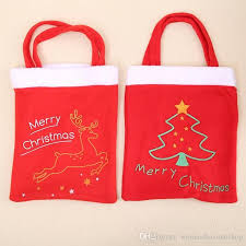 christmas shopping bags wholesale christmas gift shopping bag decoration christmas
