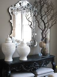 Entrance Tables And Mirrors Best 25 White Console Table Ideas On Pinterest Hallway Console