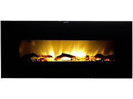 Electric Fireplace For Wall by Electric Fireplaces For Floors U0026 Walls Newegg