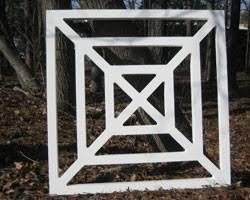 custom cellular pvc rail panels for pvc porch railing system