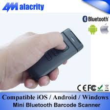 bar scanner for android mini bluetooth barcode scanner for android ios windows mobile