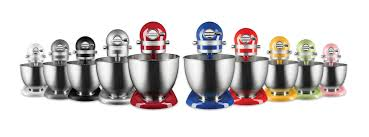 Artisan Kitchenaid Mixer by New Colors Get The Scoop And Dish It Out
