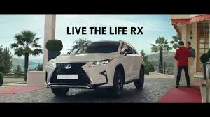 lexus rc coupe guy in commercial jude law partners with lexus to live u201cthe life rx u201d automototv