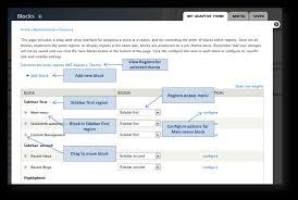 theme drupal menu block how do i work with blocks in drupal drupal cloud service