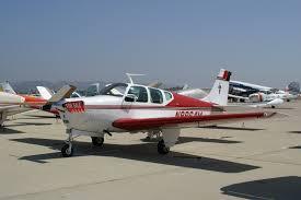 beechcraft 35 b33 debonair four seat cabin monoplane
