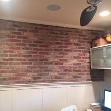 interior brick veneer home depot mill brick brickweb castle gate 8 7 sq ft 28 in x 10 1 2 in