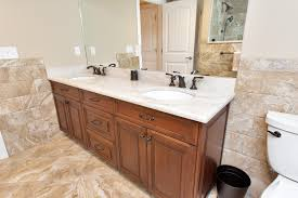 Bathroom Vanity With Makeup Area by Delighful Double Sink Vanity With Makeup Area Bathroom Vanities