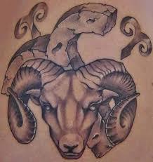 aries zodiac tattoos tattoofanblog