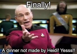 Heidi Meme - picard wtf meme imgflip
