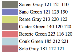 will ai take creative jobs judging by these paint names probably