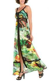 desigual tropical island dress from hawaii by hurricane limited
