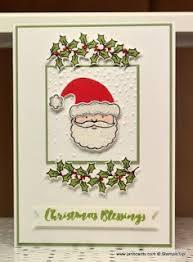 25 unique santa cards handmade ideas on cool